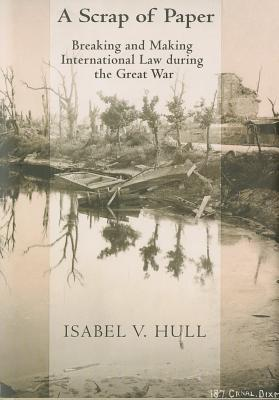 A Scrap of Paper By Hull, Isabel V.